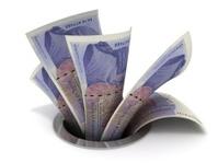British Pounds - Money Down the Drain