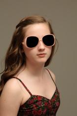 Attractive Teen in Sunglasses