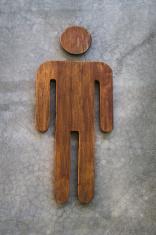 Man sign