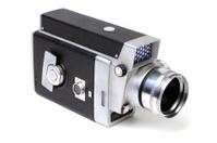 Old Movie Camera 1
