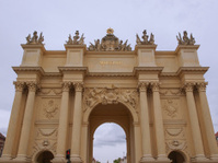 Brandenburger Tor in Potsdam Berlin