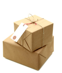 Parcel gift box