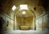 Thermae, Roman Baths, Pompeii
