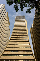 Office buildings, Sao Paulo, Brazil