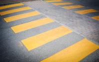 Zebra Crossing Texture