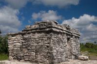 Temple ruins at Tulum