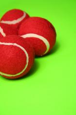 Red Tennis Balls