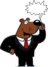Bear Phone