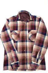 All American Plaid Flannel Button Down Shirt