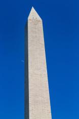 Blue Moon over Washington D.C.