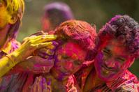Holi Festival Men