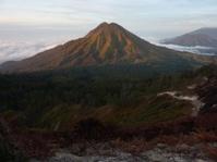 Kawah Ijen Plateau cloudscape, East java - Indonesia