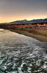 Tuscanian coastline