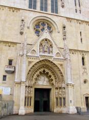 Zagreb Cathedral, Croatia