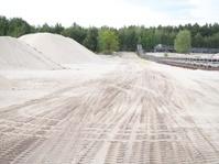 sand factory conveyor