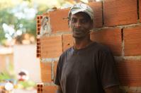 Brazilian Construction Worker