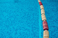 Swimming pool and hall