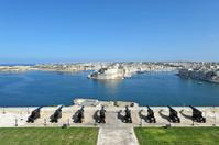 Grand Harbour landscape, Malta