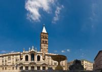 Santa Maria Maggiore, Roma, Italia