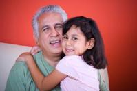Hugging grandfather2