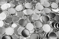 Blank Pure silver coins