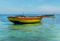 Haitian Fishing Boat