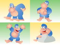 Big Blue Ape