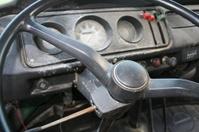 Dirty old dashboard