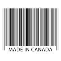 Bar Code - Made in Canada