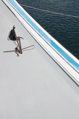 Anchor on a Trawler