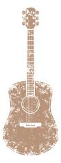 Grunge guitar two