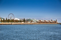 Chicago Navy Pier Illinois USA