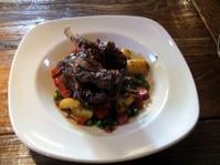 lamb shank meal