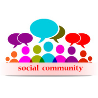 Social community forum