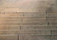 Closeup stone stairs