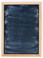 chalkboard for background