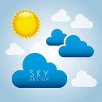sun and sky design