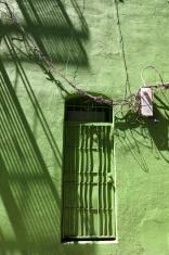 Wall, Wiring and Shadows