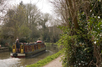 Cruising on the Oxford Canal