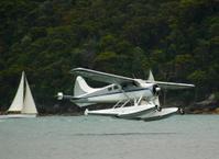 Seaplane Launch