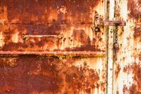 old metallic background. rust.