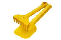 shovel and rake