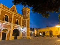 Town of Bernal, Mexico
