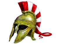 troian helmet