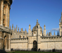 All Souls College Oxford University founded in 1438