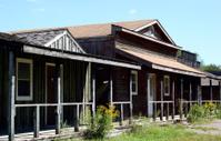 Abandoned Old Western Building