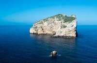 Foradada island