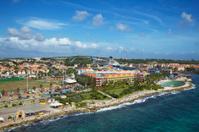The Caribs. The Island Of Curacao.