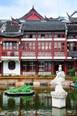 Shanghai old buildings