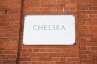 Chelsea Street Sign; London